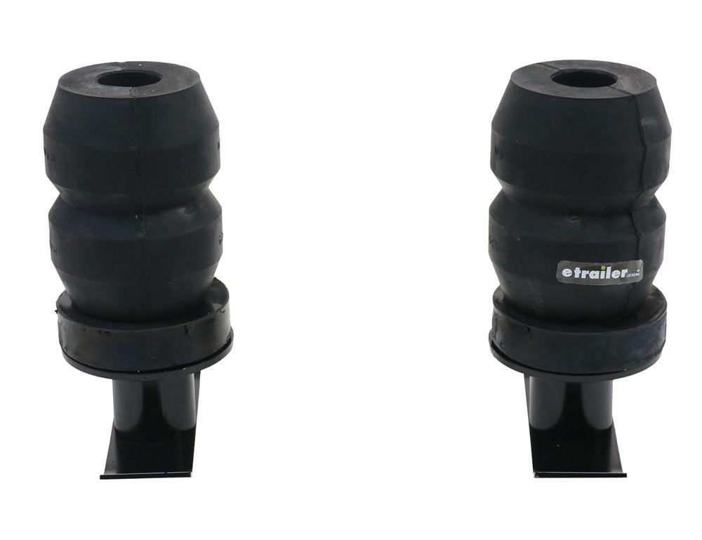2017 Nissan Titan Timbren Suspension Enhancement System