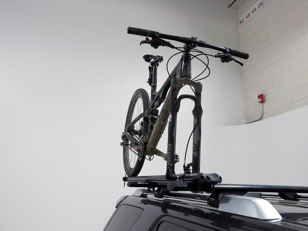 Kuat Trio Roof Bike Rack Fork Mount Clamp On