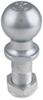 "Pintle Hitch Ball with 2"" Diameter, 10000 lb GTW - Chrome"