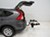 2015 honda cr-v hitch bike racks kuat 2 bikes fits 1-1/4 inch and in use