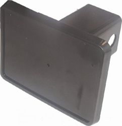 "Blank Trailer Hitch Cover for 2"" Trailer Hitches"