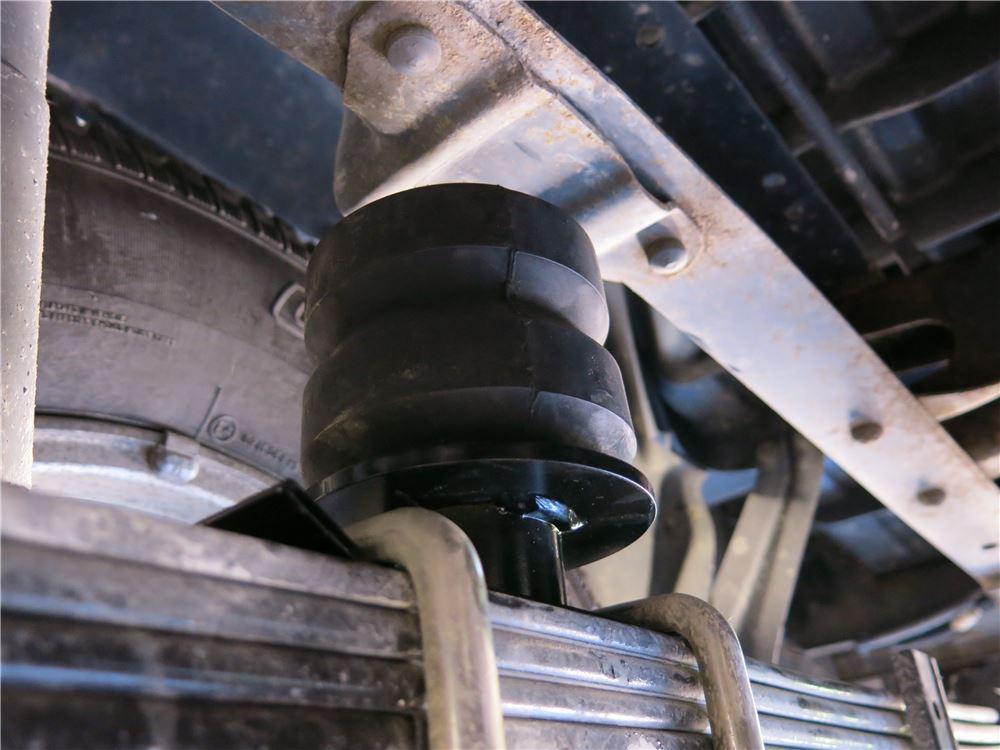 Timbren Rear Suspension Enhancement System Timbren Vehicle