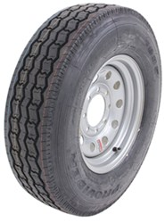 "Provider ST235/85R16 Trailer Tire w/ 16"" Silver Mod Wheel - 8 on 6-1/2 - LR G"