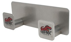 "Tow-Rax Double Bracket Hanger - Aluminum - 10-1/4"" Long x 3-1/2"" Tall x 2-1/2"" Deep"