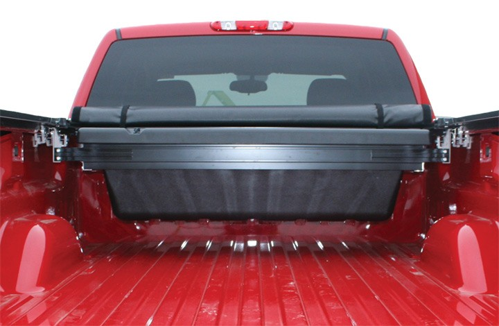 Toyota Tundra Bed Cover >> TruXedo TonneauMate Truck Bed Toolbox with Clamp Kit for ...