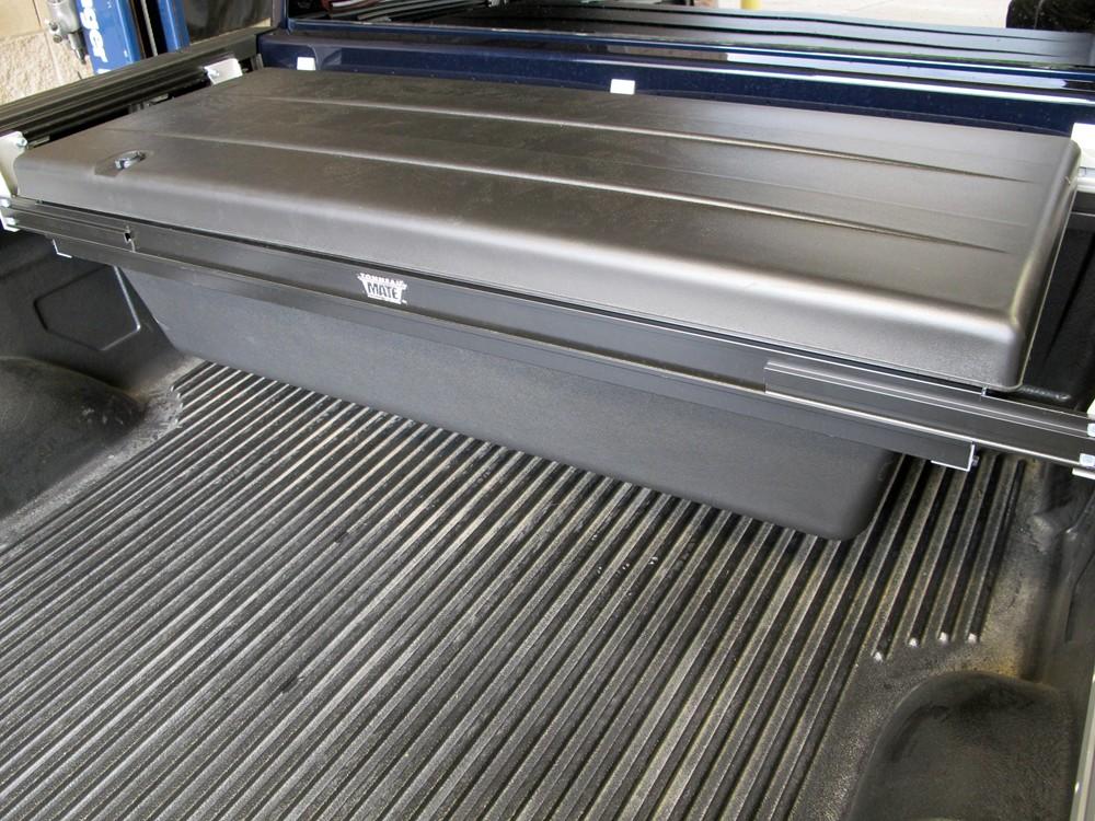 truck tool box rail system 1