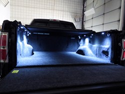 TruXedo B-Light LED Lighting System for Truck Beds - Hardwired