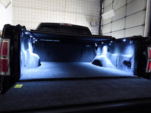 1975 Ford F150 >> TruXedo B-Light LED Lighting System for Truck Beds - Hardwired Truxedo Truck Bed Accessories ...