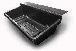 "TruXedo Bulkhead Tray for Truck Beds - 24-1/2"" Long x 12-1/2"" Wide"