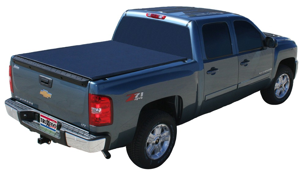 2010 Chevrolet Pickup Silverado Tonneau Covers Truxedo