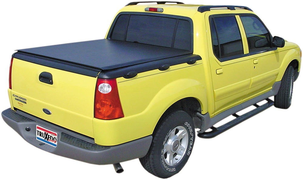 2007 Ford Explorer Sport Trac Tonneau Covers - Truxedo