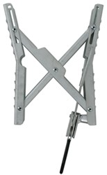 "Ultra-Fab Chock and Lock Wheel Stabilizer for Tandem-Axle Trailers and RVs - Up to 10"" Wide"