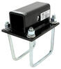 "Ultra-Fab 2"" Motor Home Trailer Hitch Receiver for 4-1/2"" x 4"" Bumpers"