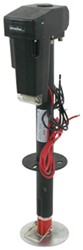 "Ultra-Fab Electric A-Frame Jack - Drop Leg - 18"" Lift - 4,000 lbs - 2"" O.D."