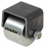 "Ultra-Fab Steel Jumbo Roller for Trailers and RVs - Weld On - 2-1/2"" Wide x 3"" Tall"