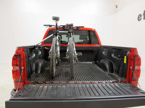 Topline 2 Bike Carrier Truck Bed Mounted Expandable Bike