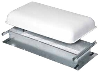 "Ventline RV Refrigerator Roof Vent with Cap - 5"" x 18 ..."