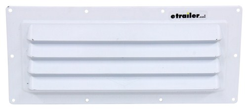 Ventline Exterior Wall Vent for RV Range Hood - Louvered ...