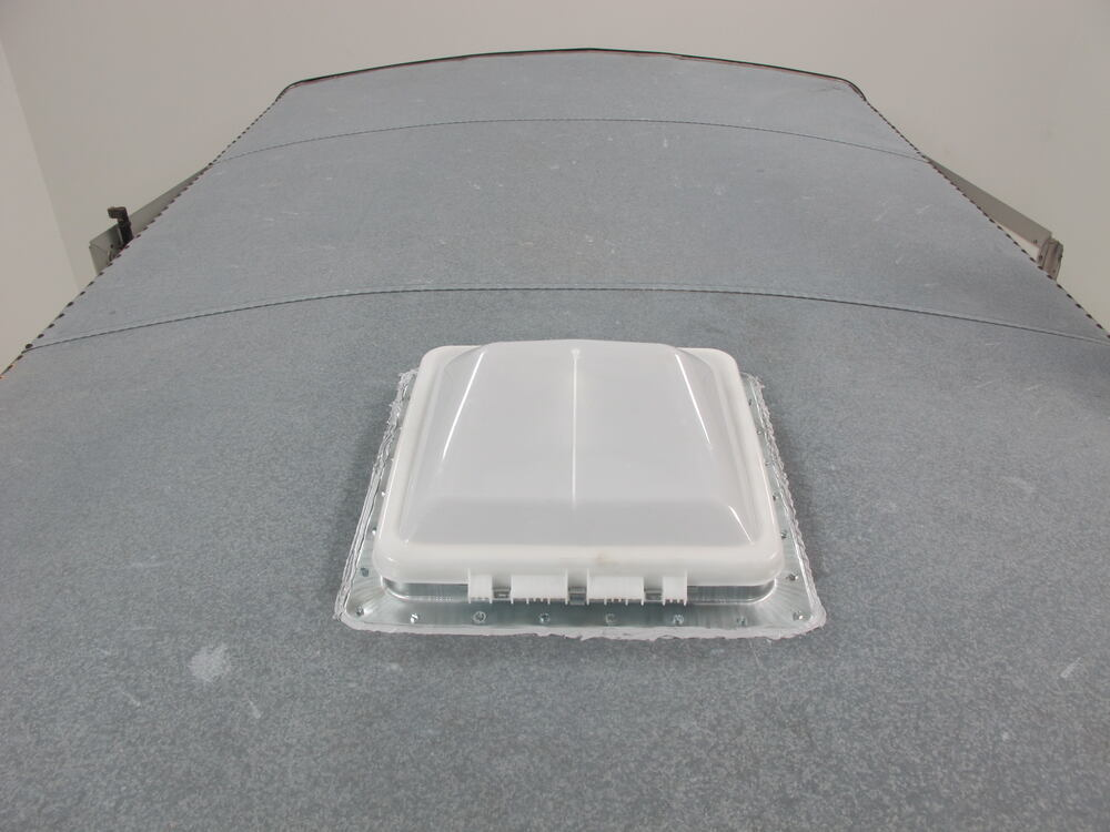 Rv Ceiling Vent Maxxair Ii Rv And Enclosed Trailer Roof Vent Cover Smoke