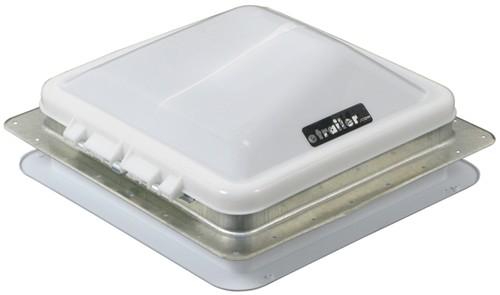 Ventline Ventadome Trailer Roof Vent W/ 12V Fan   Manual Lift   14 1