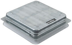 "Ventline Ventadome Trailer Roof Vent - Manual - 14-1/4"" x 14-1/4"" - Metal"
