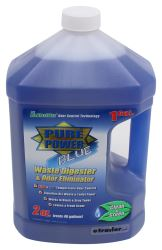Pure Power Blue Treatment for RV Holding Tanks - Fresh Clean Scent - 1 Gallon Bottle