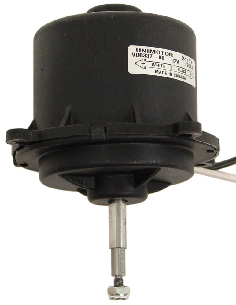 replacement 12 volt fan motor for ventline northern breeze. Black Bedroom Furniture Sets. Home Design Ideas