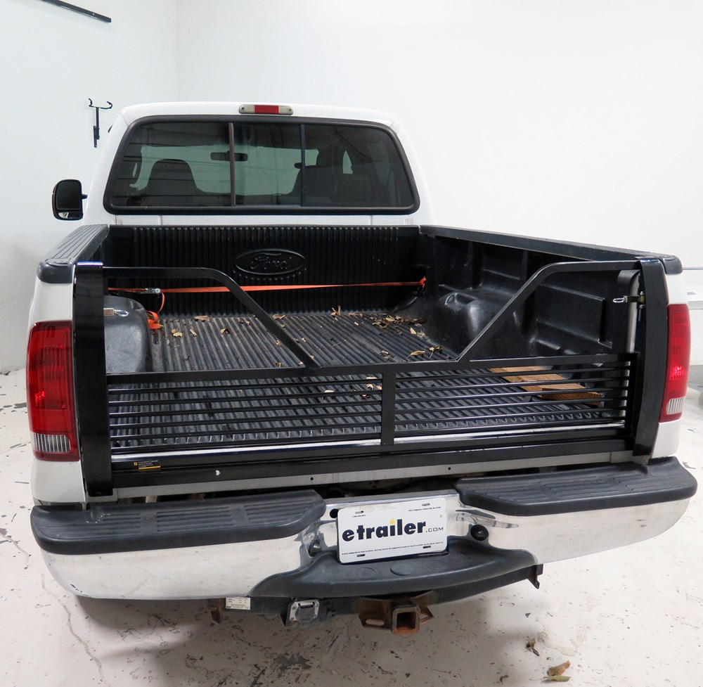 2005 Ford F-250 And F-350 Super Duty Tailgate