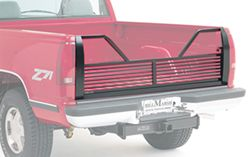 Stromberg Carlson 100 Series 5th Wheel Tailgate with Open Design for Dodge Trucks