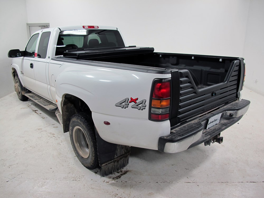2003 chevrolet silverado stromberg carlson 4000 series 5th wheel louvered tailgate with lock for. Black Bedroom Furniture Sets. Home Design Ideas