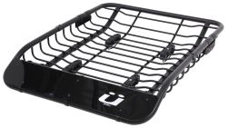 "Kuat Vagabond X Roof Cargo Basket and 2 Bike Carrier - Steel - 52"" x 41"" - 160 lbs"