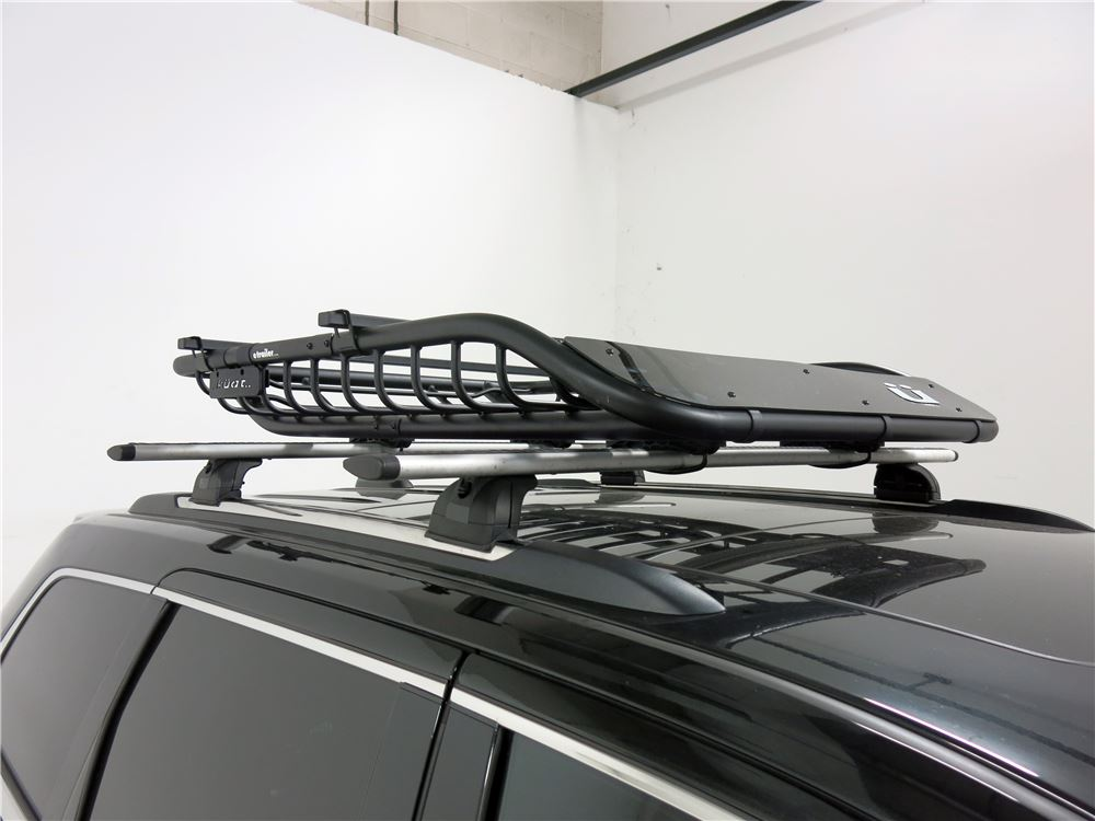 Kuat Vagabond X Roof Cargo Basket And 2 Bike Carrier