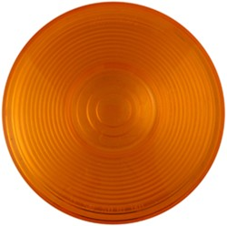 Replacement Acrylic Lens for Wesbar Agriculture Lights - Amber - Qty 1