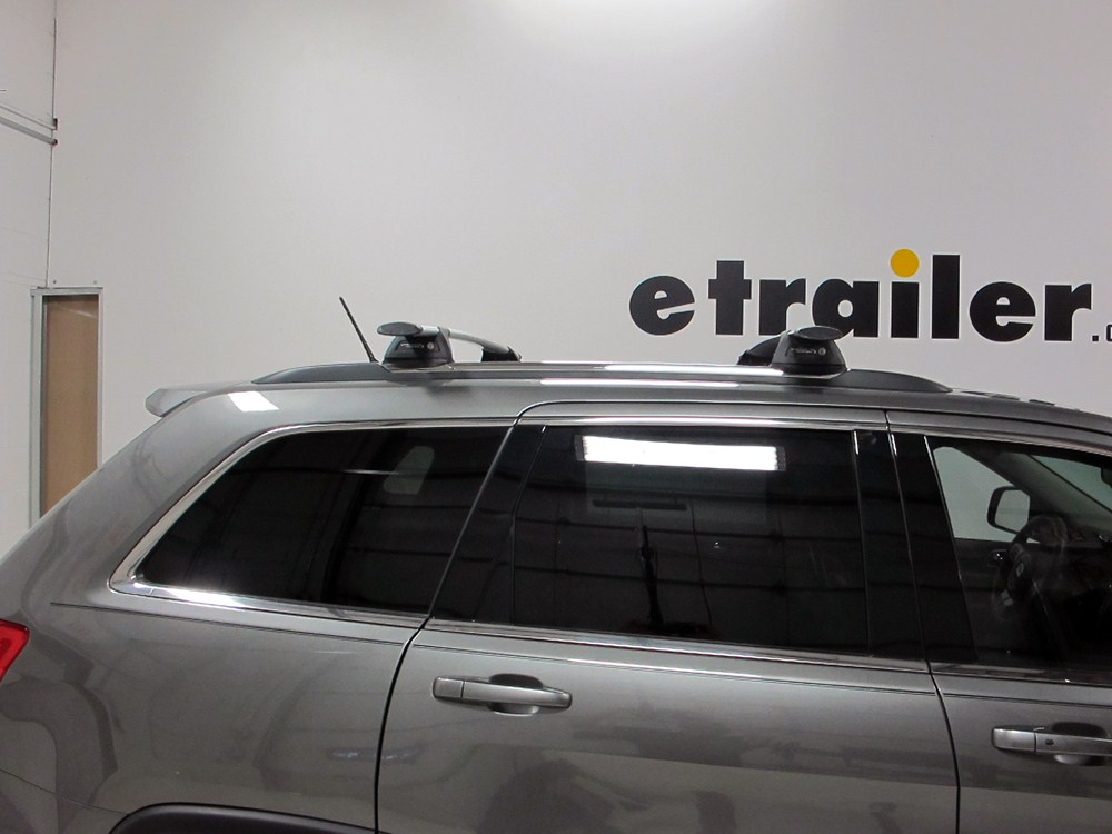Roof Rack for 2016 Mitsubishi Outlander | etrailer.com