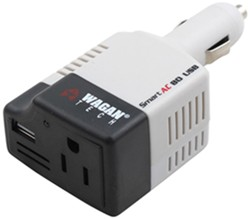 Power Inverter 80 Watt w/ USB Port