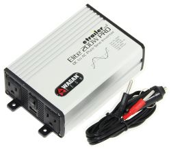 Wagan Elite 200 Watt PRO Pure Sine Wave Power Inverter with USB Power Port