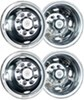"Wheel Masters Wheel Liners - 16"", 8-Lug Dually - Front/Rear"
