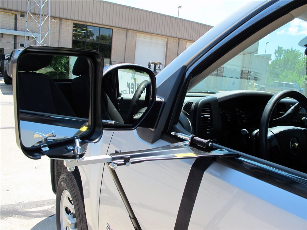 2011 chevrolet silverado custom towing mirrors wheel masters. Black Bedroom Furniture Sets. Home Design Ideas