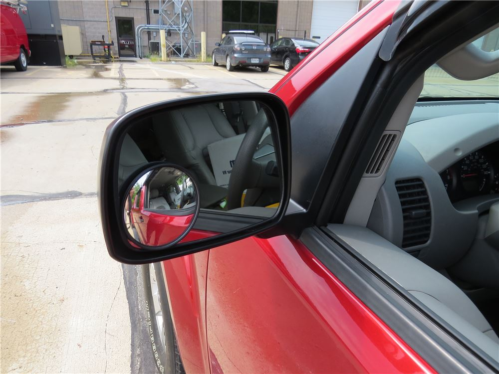 2008 nissan frontier wheel masters eagle vision extendable towing mirror strap on 7 wide x. Black Bedroom Furniture Sets. Home Design Ideas