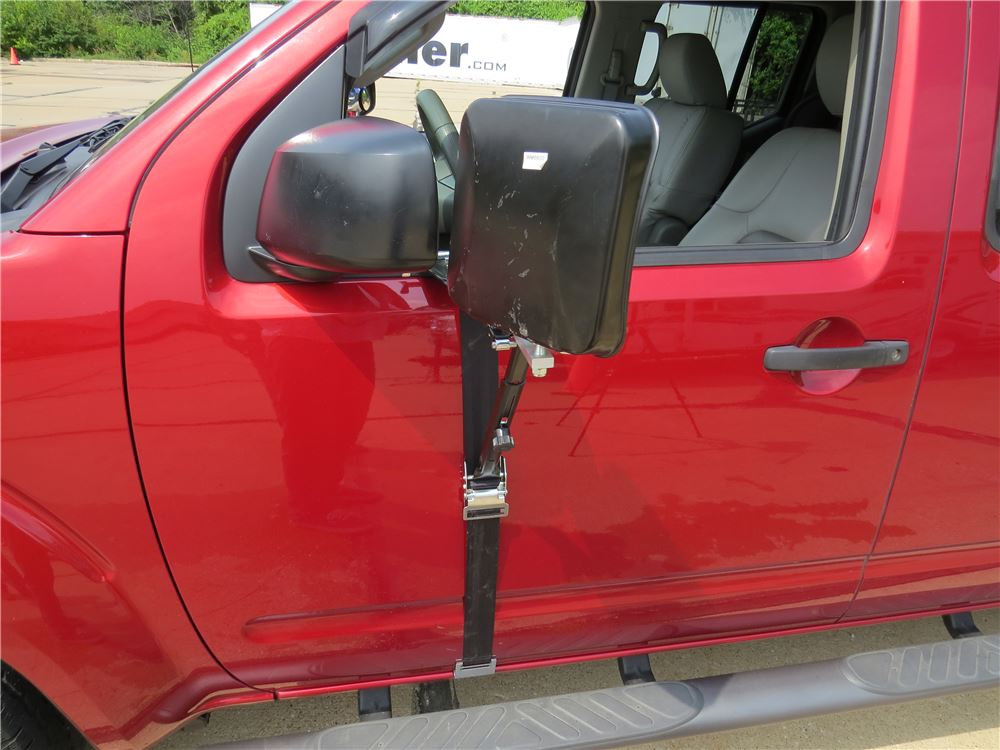 2013 nissan frontier wheel masters eagle vision extendable towing mirror strap on 7 wide x. Black Bedroom Furniture Sets. Home Design Ideas