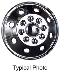 "Replacement Namsco Wheel Cover - 19-1/2"", 8-Lug Wheels - 8 HH - Rear - Qty 1"