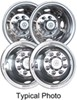 "Wheel Masters Wheel Liners - 19-1/2"" x 6"", 5-Lug/10-Lug Dually - 5 HH - Front/Rear"