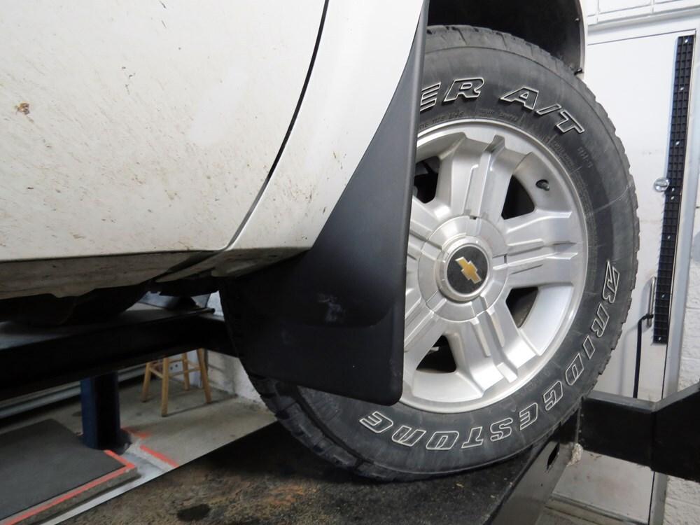 2011 chevrolet silverado weathertech mud flaps