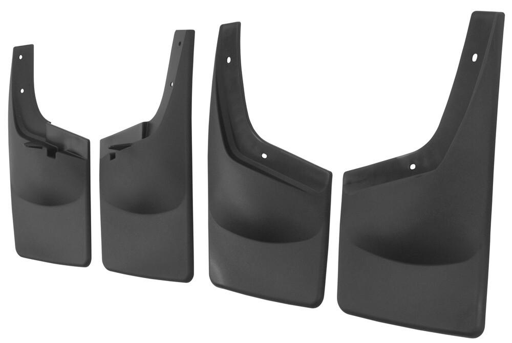 2016 ford f 350 super duty mud flaps weathertech. Black Bedroom Furniture Sets. Home Design Ideas