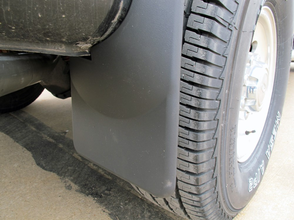 2000 ford f 250 and f 350 super duty mud flaps weathertech. Black Bedroom Furniture Sets. Home Design Ideas
