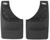 WeatherTech Mud Flaps - Easy-Install, No-Drill, Digital Fit - Rear Pair