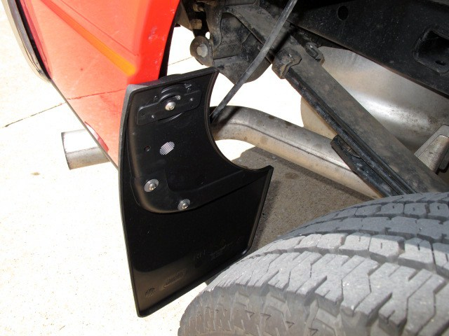 2013 Ford F 150 Mud Flaps Weathertech