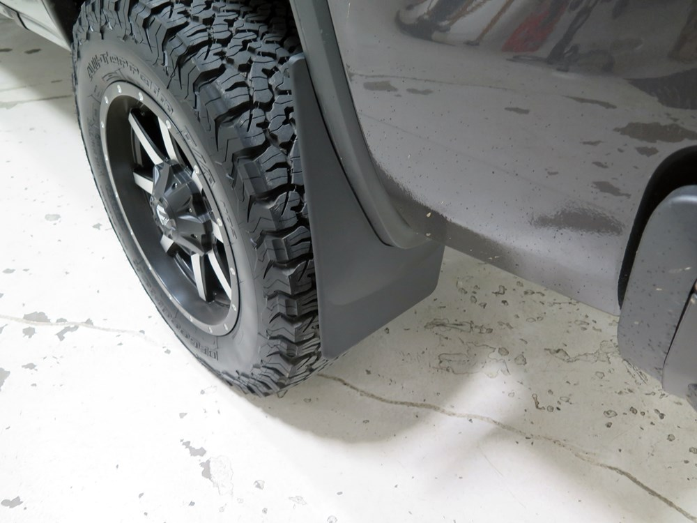 weathertech mud flaps