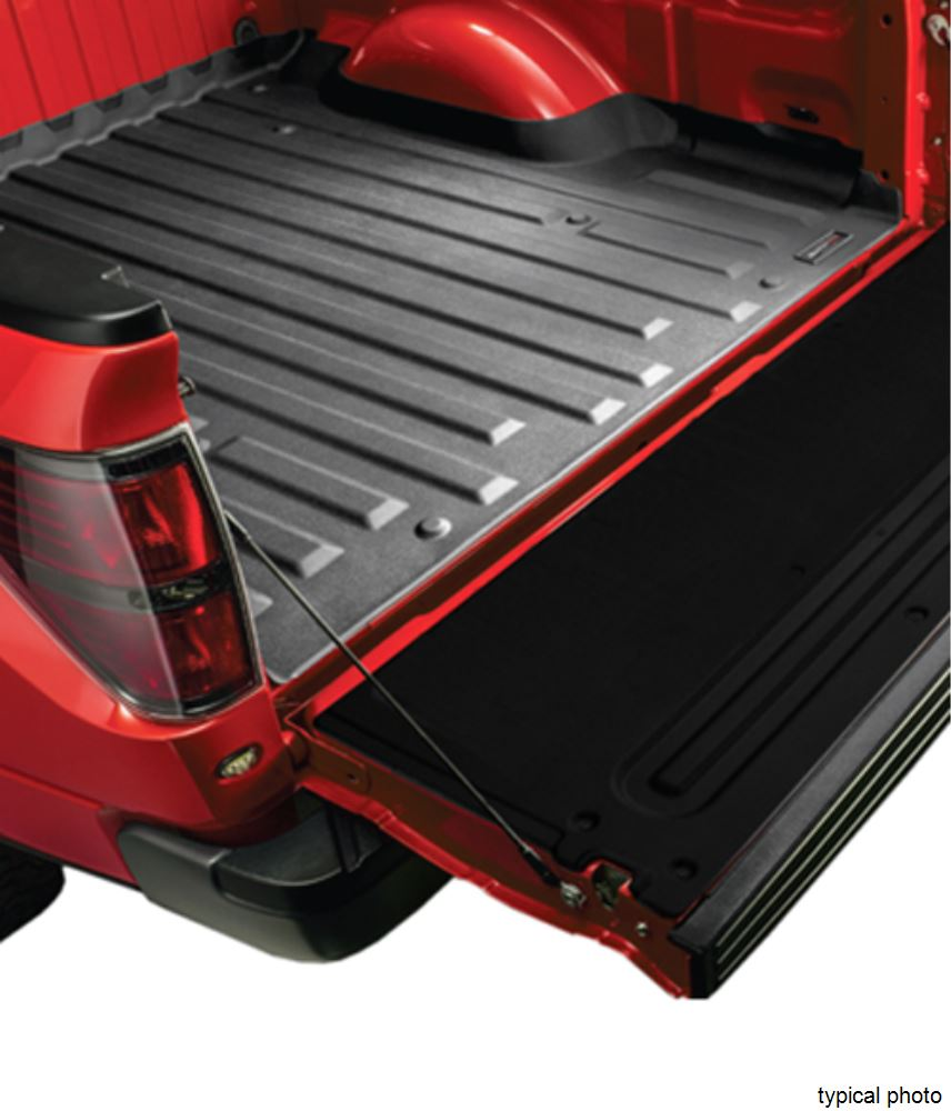 weathertech techliner custom truck bed mat