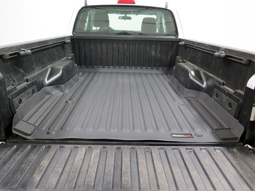 Truck Bed Mat Price >> WeatherTech TechLiner Custom Truck Bed Mat - Black WeatherTech Truck Bed Mats WT37415